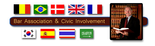 Bar Association and Civic Involvement